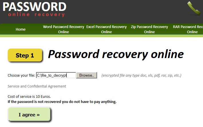 online_password_recovery_excel_step1