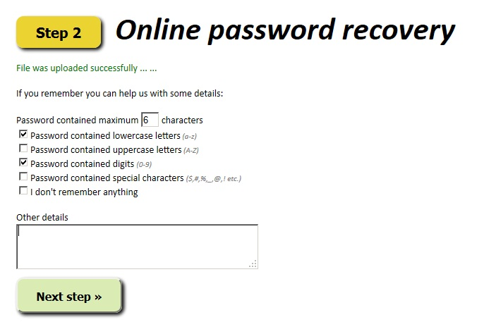 online_password_recovery_excel_step2